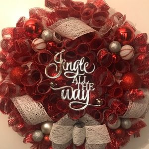 Other - Christmas Holiday wreath.